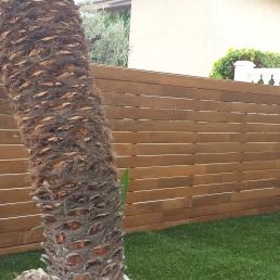 tancament ipe jardí