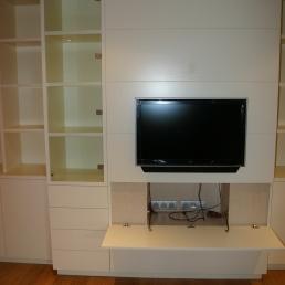 MUEBLE TV ABIERTO