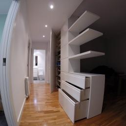 mobles lacats portes