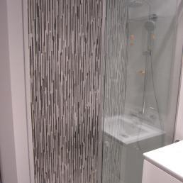 paret rajola dutxa