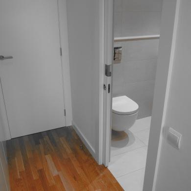 porta corredissa bany