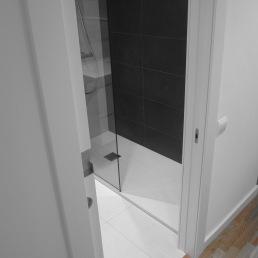 detall plat de dutxa