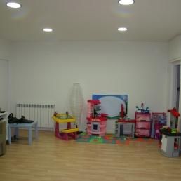 salón juego niños