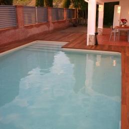 piscinas obras alella