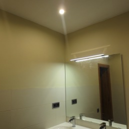 falta pintar paret color marró xocolata
