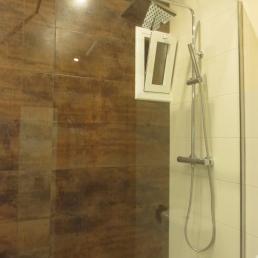 dutxa amb mampara